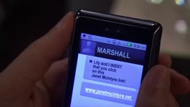 If Lily and Marshall want me to click on it,