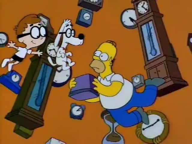 - That's right, Mr. Peabody. - Quiet, you.