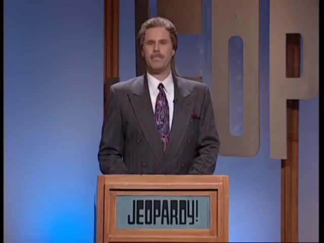 snl celebrity jeopardy burt reynolds video № 252445