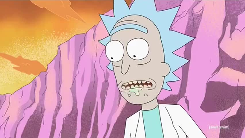 """Quiz for What line is next for """"Rick and Morty """"? screenshot"""