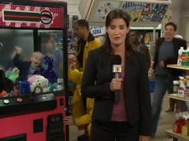 For Metro News 1, I'm Robin Scherbatsky.