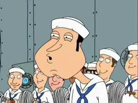 """- Oh! - """" Swab means mop, deck means floor..."""