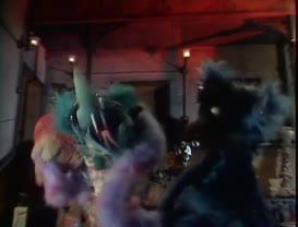 ♪ I feel like hopping up and down like a kangaroo ♪