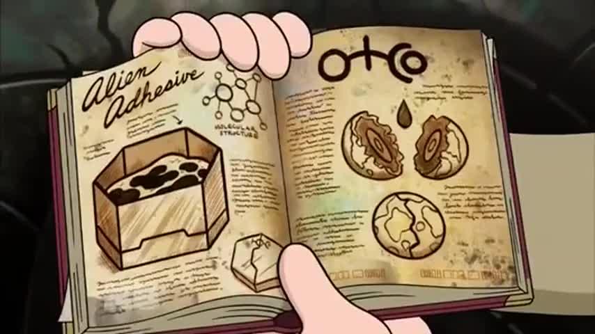Как сделать дневник диппера из гравити фолз 529