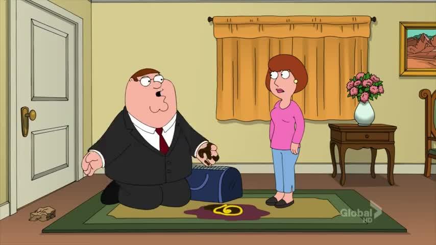 Oh, crap, I forgot the vacuum.