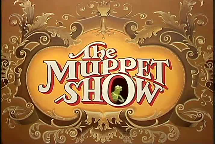 Clip image for 'It's The Muppet Show with our very special guest star,