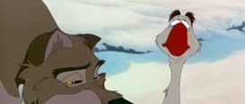 Balto, I was so scared. I got people bumps.