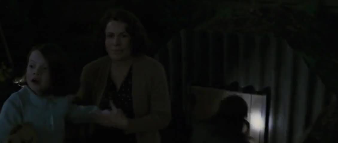 - Edmund, no! - I'll get him!