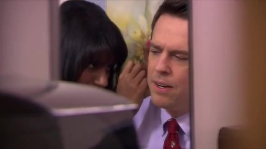 Yarn Gay Ear Are You 12 Years Old The Office 2005 S05e25