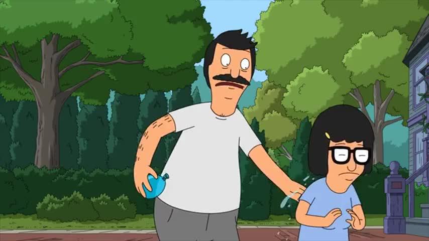 Hey, you broke my balloon!