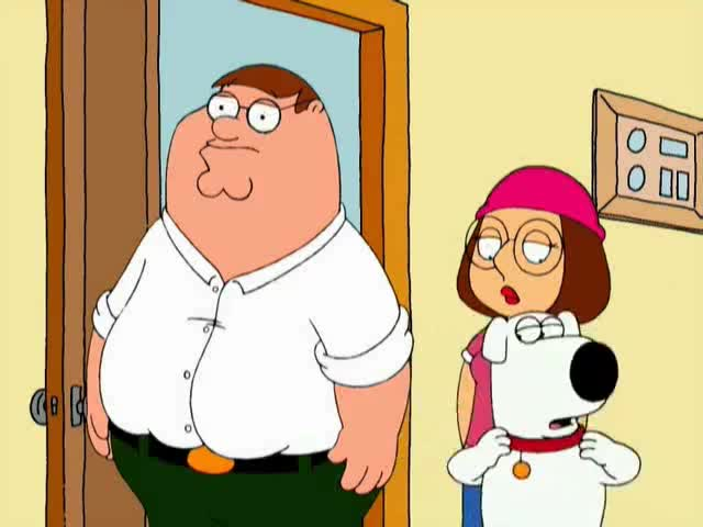 Peter, it's 7:00 and you've still got your pants on. What's the occasion?