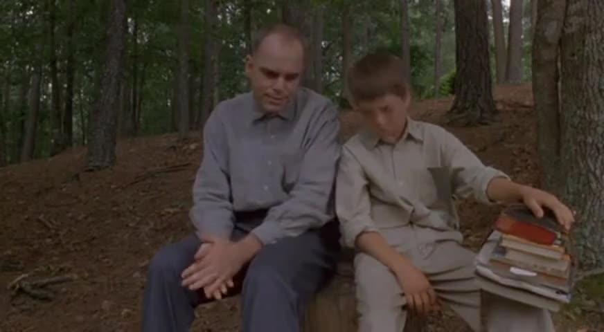 a plot overview of the movie sling blade Great memorable quotes and script exchanges from the sling blade movie on quotesnet some of the best material concerns the hero's no-big-deal efforts to integrate into a normal life: working, eating fast food, earning admiration for his handyman skills, and attaining a semblance of community among.