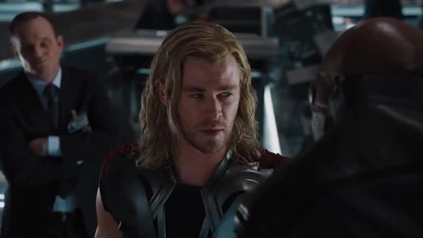 Loki is a prisoner.
