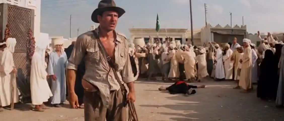 Quiz for Indiana Jones Quiz screenshot