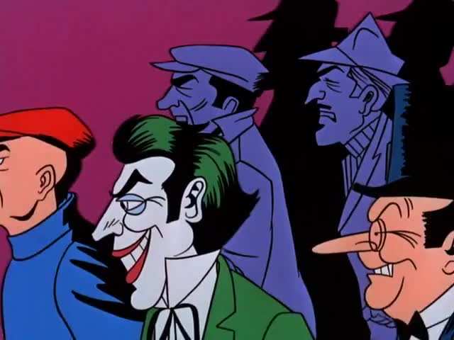 ♪ Batman ♪