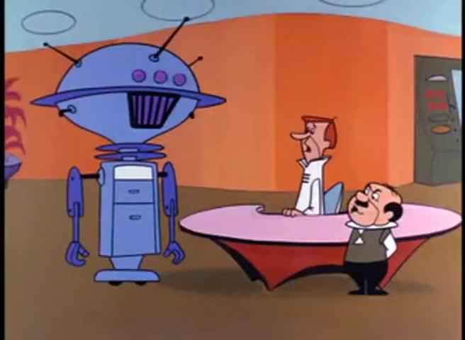 Кадр из мультсериала «Джетсоны»