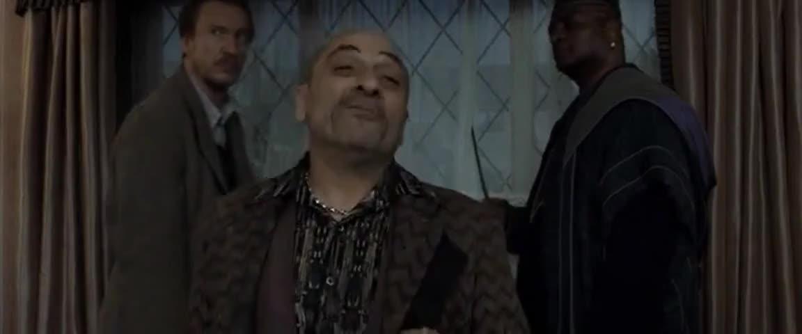 Mundungus Fletcher, Mr. Potter.