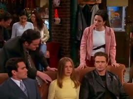 Rachel, you haven't touched Eldad's hair.