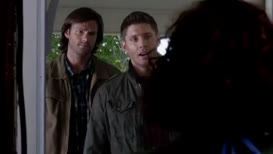 I'm Dean. This is my brother, Sam.