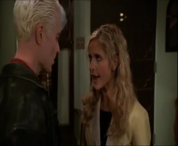 Giles. I accidentally killed Spike. That's OK, right?