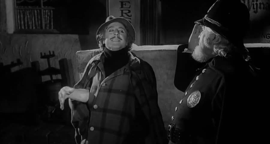 """Quiz for What line is next for """"Young Frankenstein """"? screenshot"""