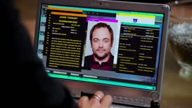 The fake Dr. Zito is actually Jason Tennant...