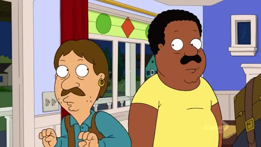 """Quiz for What line is next for """"The Cleveland Show """"? screenshot"""