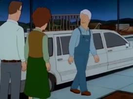 Oh, my God! Jimmy Carter.