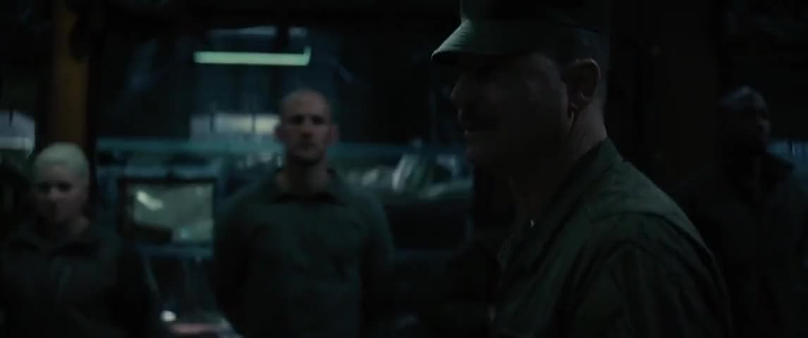 Clip image for 'Rest assured the enemy will thank you for not giving 100 percent today.