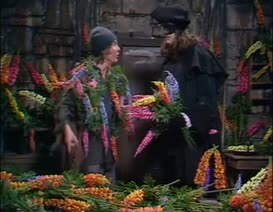 And all you bring us is lupins!
