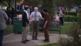 Adios, señor chang. Shalom, rabbi chang.