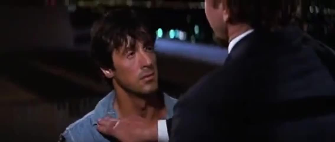 - Mr Cutler is talking to you. - I'm through talking.