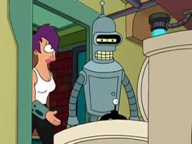 Bender, what's going...