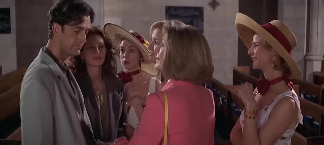 Yarn My Best Friend S Wedding 1997 Video Clips