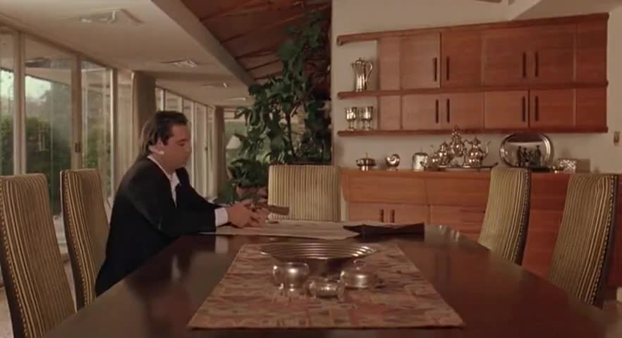 Clip image for 'How does an asshole like Bob get such a great kitchen?