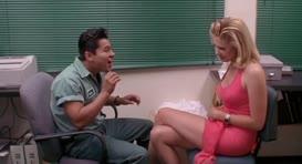Ah, ooh-- is that an earthquake? No, it's Ramon.