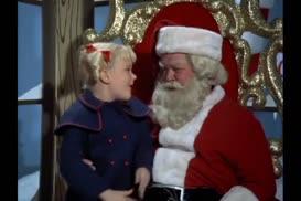 Oh, thank you, Santa!