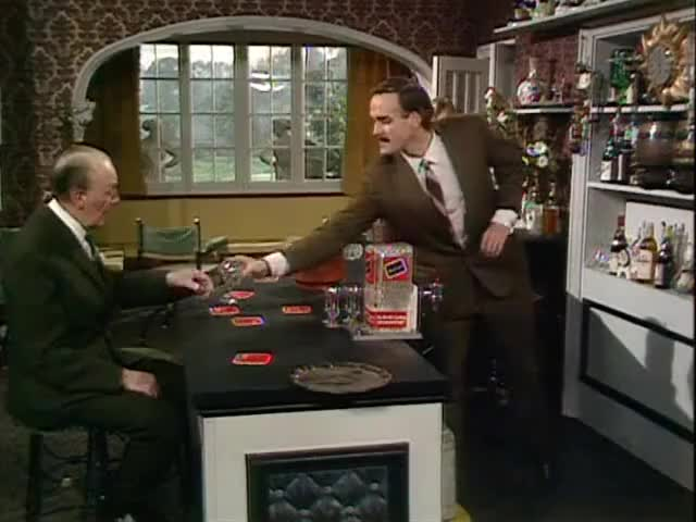 """Quiz for What line is next for """"Fawlty Towers """"? screenshot"""