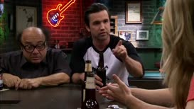 Dee, do not be a drunk, punchy whore. Okay, you whore?