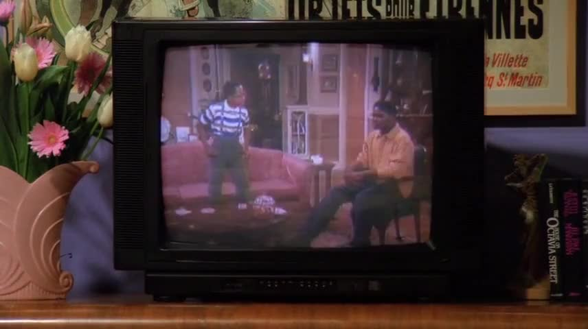 Oh, cool. Urkel in Spanish is Urkel.
