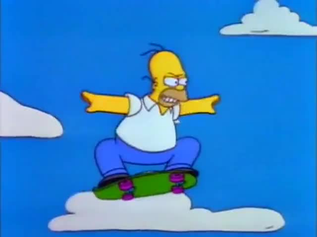 This is the greatest thrill of my life! I'm king of the world!