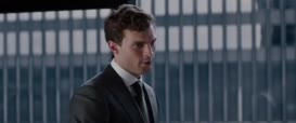 Oh, I exercise control in all things, Miss Steele.