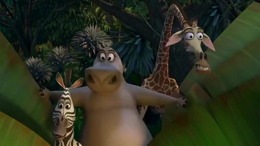 Madagascar (2005) - yarn is the best way to find video clips by quote