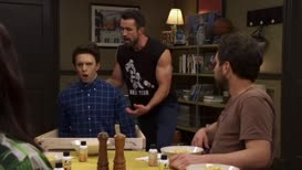 and you said I needed something Dennis-shaped to fill my hole.