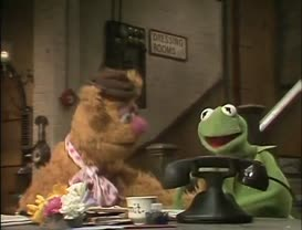 Fozzie, why don't you just go sit quietly