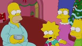 Okay, Bart, open your present.