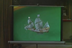 that the Pilgrims set sail from England for Virginia.