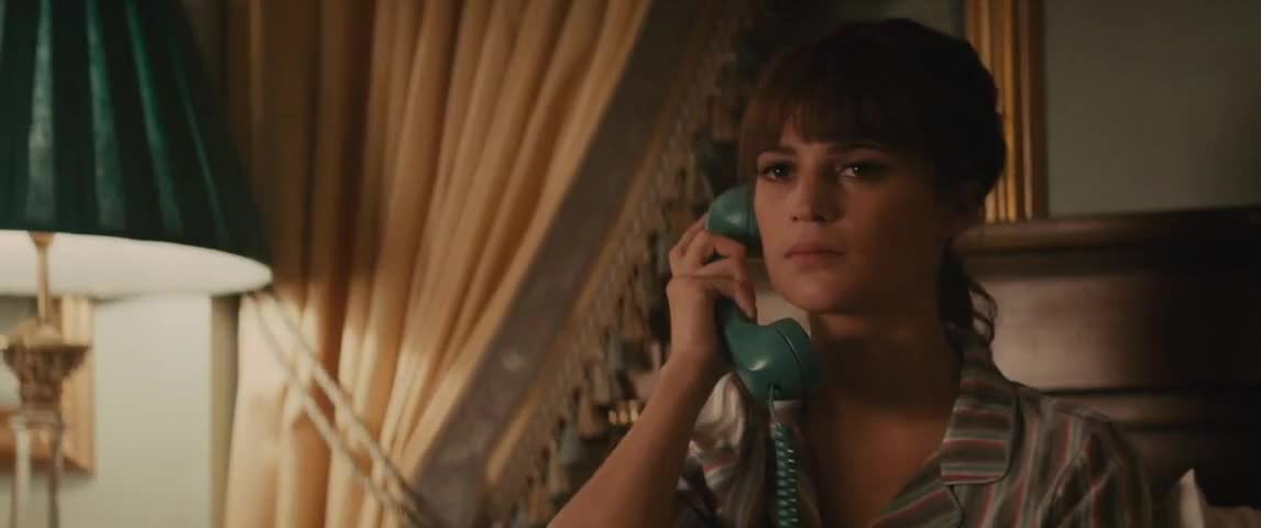 Quiz for Alicia Vikander Quiz screenshot