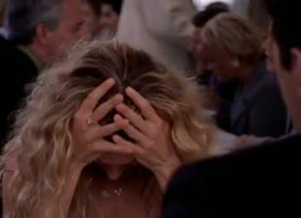 I just got a splitting headache.