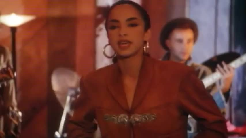 Yarn   You give me the sweetest taboo ~ Sade - The Sweetest